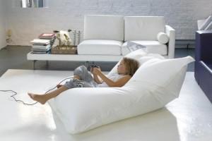 Бескаркасная мебель и ее преимущества