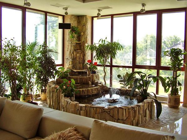 фонтан-для-зимнего-сада
