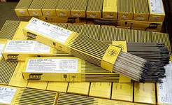 Электроды специального назначения для сварки углеродистых и низколегированных сталей