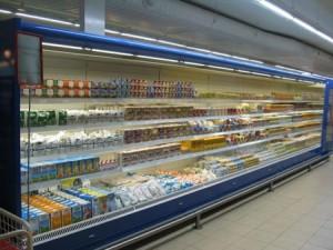 Холодильное оборудование в торговле