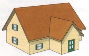 Как верно определить нужную форму крыши
