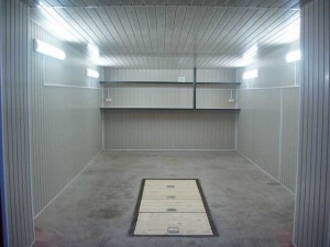 Каркасный гараж – выгодное решение!