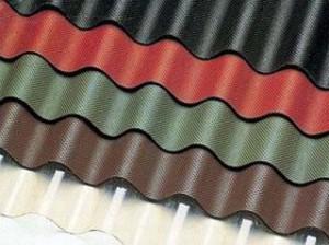 Материал для крыши