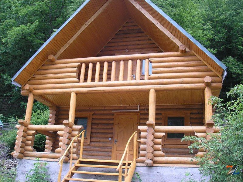 Материалы для строительства дома деревянного вида