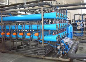 Обезжелезивание и очистка воды из скважин, системы очистки воды и водоподготовка
