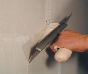 Основные этапы оштукатуривания стен.