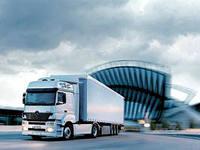 Перевозки грузов в наше время