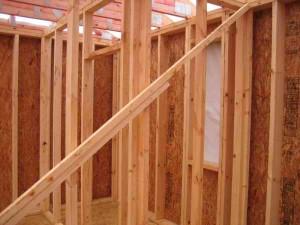 Подготовка древесины к строительству дома