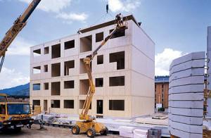 Проектно-строительные объединения - новая форма управления крупнопанельным домостроением