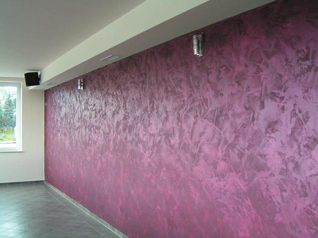 Разновидности красок для покрытия стен