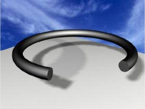 Резиновое кольцо