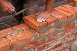 Строительство каменных (кирпичных) стен