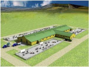 Типы зданий в сельском строительстве