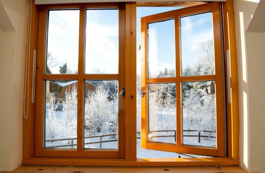 В чем преимущество деревянных окон?