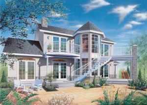 Выбор проекта домика
