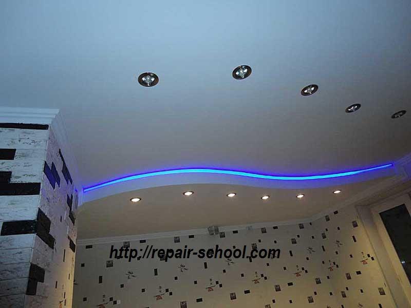 Plafonds suspendus dalles decoratives prix batiment for Trace peinture plafond
