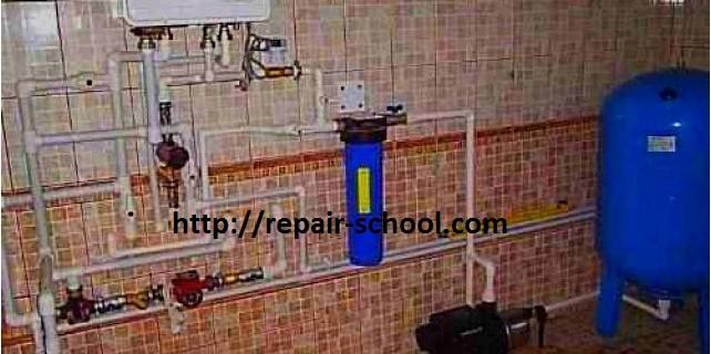 Монтаж систем водоснабжения своими руками