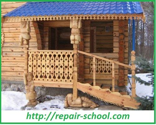 Крыльцо и веранда дома фотоНовости в строительстве