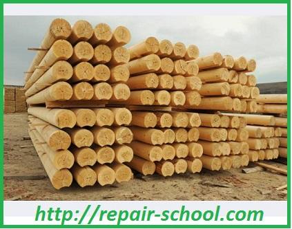 древесный материал