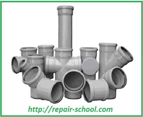 Трубы для прокладки канализации
