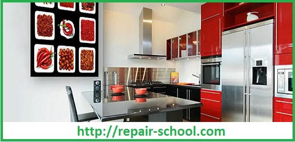 Декоративные панели для отделки стен на кухне