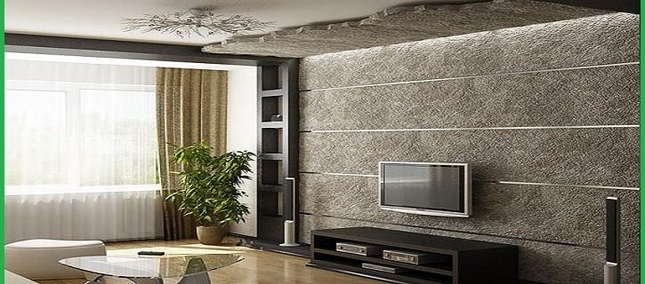 Дизайн оформление стен в квартире