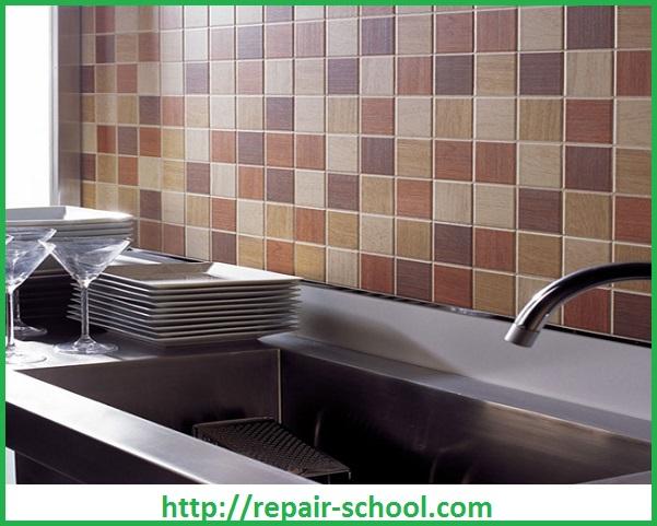 Мозаика на стены кухни