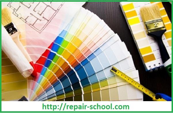 Цветовое решение при ремонте кухни