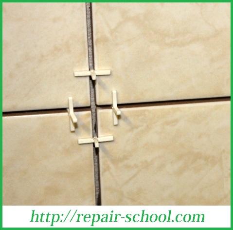 Крестики для швов керамической плитки