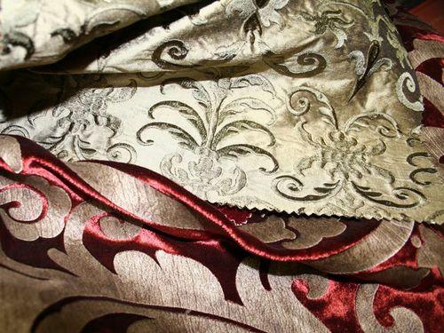 Красивая ткань для штор