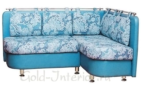 Тканевая обивка у раскладного дивана