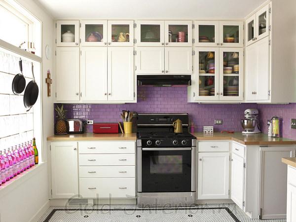 Дизайн интерьера кухни площадью 10 кв.м.