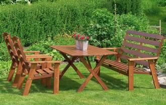 Лучшие материалы для садовой мебели
