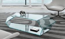 Стеклянная мебель для дома