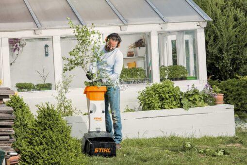Садовые измельчители Stihl (Штиль)