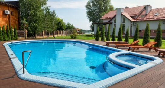 обслуживания бассейнов, бань, саун, хаммамов